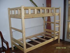 北京特价实木上下床高低床宜家简约时尚双层床子母床松木床双人床