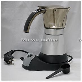 操作简单办公咖啡机/咖啡壶 电摩卡壶 特价6人份摩卡壶