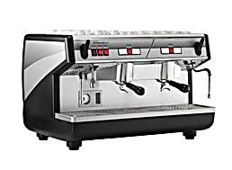 Nuova simonelli 诺瓦appia 咖啡机 双头手控半自动咖啡机 标杯版