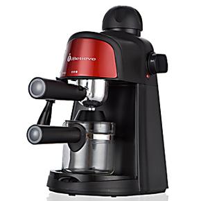 爱本立 CM6810 压力式 意式咖啡机 家用半自动咖啡机 小型商用
