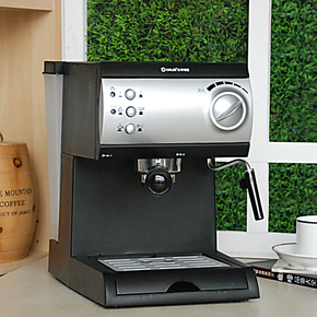 正品 Donlim/东菱 CM-4622 半自动意式 咖啡机泵压式 专业咖啡机