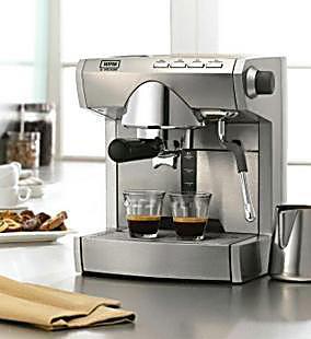 Welhome/惠家 kd-135 意式半自动咖啡机 家用泵压式咖啡机 保修