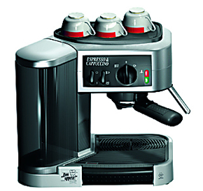 德国WIK/伟嘉 9731 泵压意大利式半自动特浓高档咖啡机 德国设计