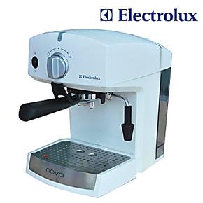 Electrolux/伊莱克斯 EA120 意式半自动家用蒸汽咖啡机 送咖啡豆