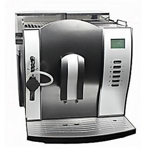 美侬意式咖啡机707 708 全自动咖啡机 20帕压力 带自动清洗功能