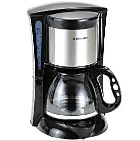 正品 伊莱克斯EGCM150全自动咖啡机滴漏式煮泡茶机 全国联保包邮