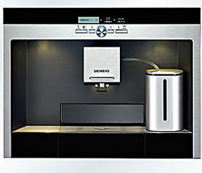 SIEMENS/西门子 TK76K573CN嵌入式家用全自动咖啡机全国联保安装