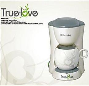 Electrolux/伊莱克斯 EGCM050咖啡机滴漏式美式咖啡壶 迷你咖啡机