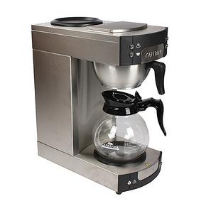 不锈钢经典美式商用咖啡机 美式不锈钢咖啡机 美式咖啡机送壶商用