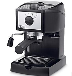 Delonghi/德龙 EC152CD 家用半自动咖啡机 泵压式 精巧耐用