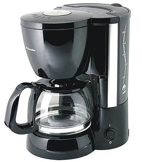 Electrolux/伊莱克斯 EGCM200美式咖啡机 咖啡壶 4杯滴漏式咖啡机