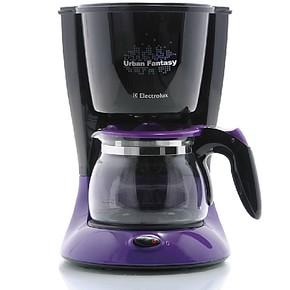 批发团购 伊莱克斯 城市幻想4杯美式咖啡机 滴漏式咖啡机 EGCM180