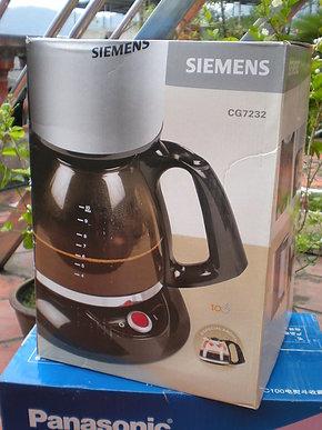 SIEMENS 西门子 CG7232 美式滴漏式咖啡机 全新正品 包邮!