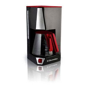 正品伊莱克斯EGCM600 美式咖啡机 滴漏式咖啡机12杯大容量