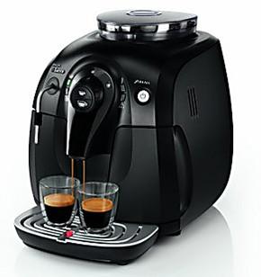 飞利浦喜客Saeco Xsmall意式全自动咖啡机HD8743 带票联保2年