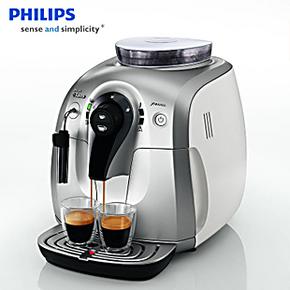 Philips/飞利浦 HD8745HD8743喜客Saeco Xsmall家用全自动咖啡机