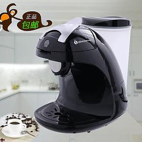 爱本立 CM6830家用办公咖啡包机意大利咖啡壶泵压式正品