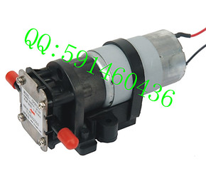 自吸泵直流DC12V小型水泵油泵微型齿轮泵制冷机智能坐便咖啡机泵