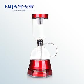 帝国 新款第八代3人份电动虹吸壶 智能全自动虹吸式咖啡机|咖啡壶