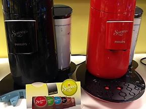 荷兰原装 philips senseo twist 咖啡机,智能触摸屏,2013新款