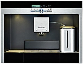 原装进口SIEMENS西门子 TK76K573CN 嵌入式咖啡机  全国联保