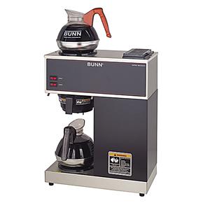 [BUNN]VPR 12杯商用咖啡机2保温壶 麦当劳肯德基餐饮店专用咖啡机