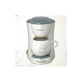 伊莱克斯EGCM050单杯美式咖啡机/家用小型迷你咖啡壶 正品