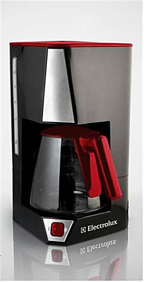Electrolux伊莱克斯咖啡机EGCM600 12杯咖啡机 正品包邮