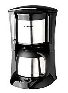 伊莱克斯咖啡壶 伊莱克斯咖啡机EGCM100 8杯保温咖啡机