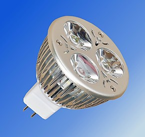 LED射灯MR16-3*1W 节能环保 珠宝展示柜客厅卫生间灯