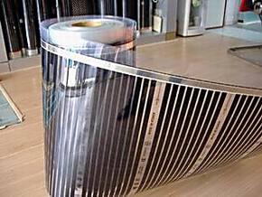 家庭电地热汗蒸房电地暖连云港专卖韩国DG-SUN电热膜