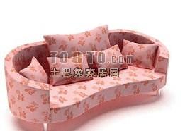 国外精品沙发7-5套3d模型下载