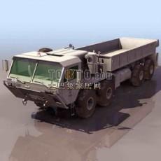 兵器-吉普车-卡车8套3d模型下载