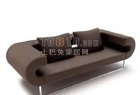 国外精品沙发9-5套3d模型下载
