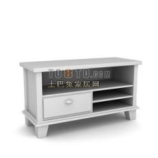 办公柜-文件柜12-5套3d模型下载