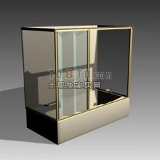 淋浴房-0083d模型下载