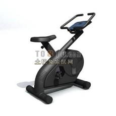 跑步机、健身器等室内建设器材33d模型下载