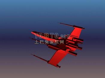 3D飞机模型-战斗机模型下载