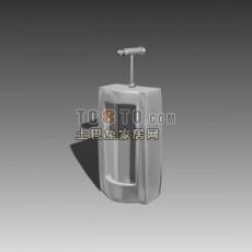 小便斗-小便器-0013d模型下载