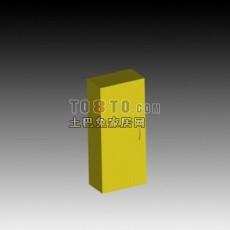 浴柜3d模型下载