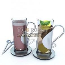 杯子3d模型下载