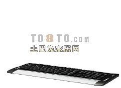 电器-键盘3套3d模型下载