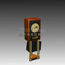 音箱的3d模型下载