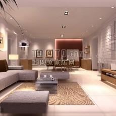 室内精选-0113d模型下载