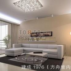 室内精选-0093d模型下载