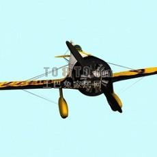飞机-战斗机47套3d模型下载