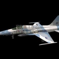 飞机-战机3d模型下载