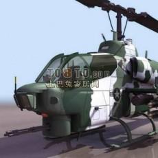 飞机-直升飞机21套3d模型下载