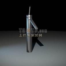 2007最新时尚水龙头库27套3d模型下载