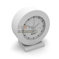钟表饰品3d模型下载